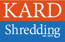 Kard Shredding Logo